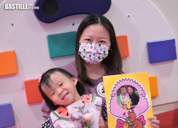 【母親節】女兒患罕見病發展遲緩 媽媽做最強後盾陪伴成長