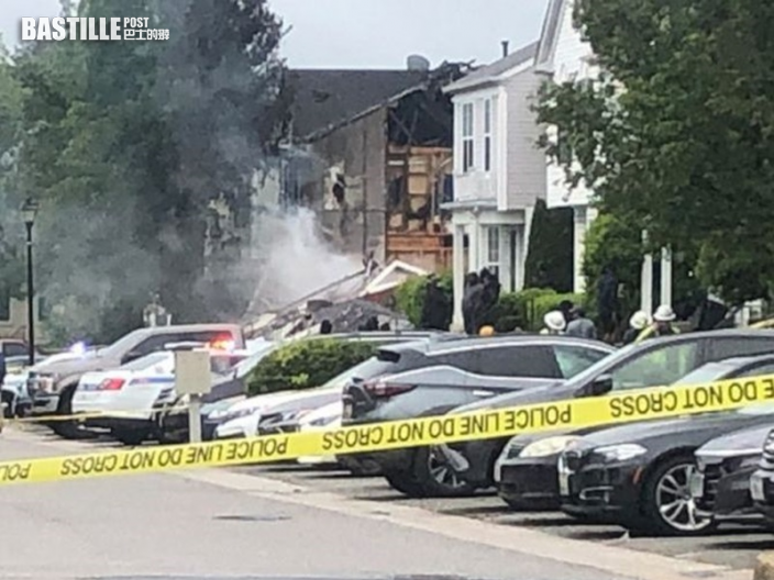 馬里蘭州發生槍擊及火警 4死1傷
