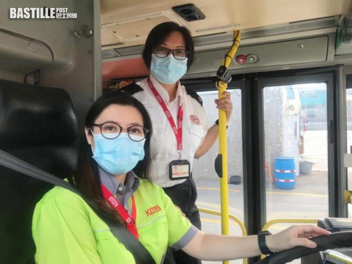 【母親節】走出辦公室揸巴士 單親母獲女兒支持