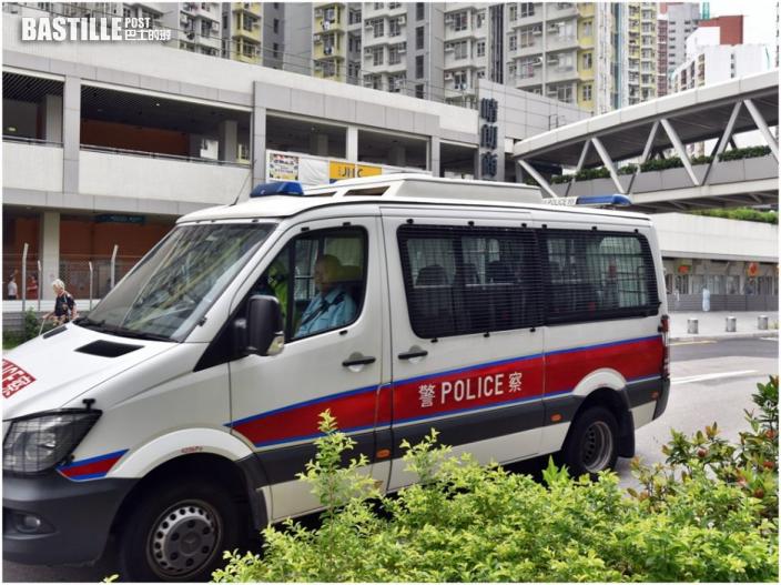 啟晴邨30歲男倒斃單位 女友報警