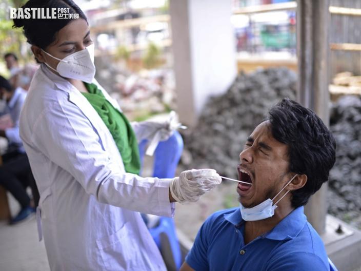 印度疫情嚴峻 連續4日新增逾40萬人確診