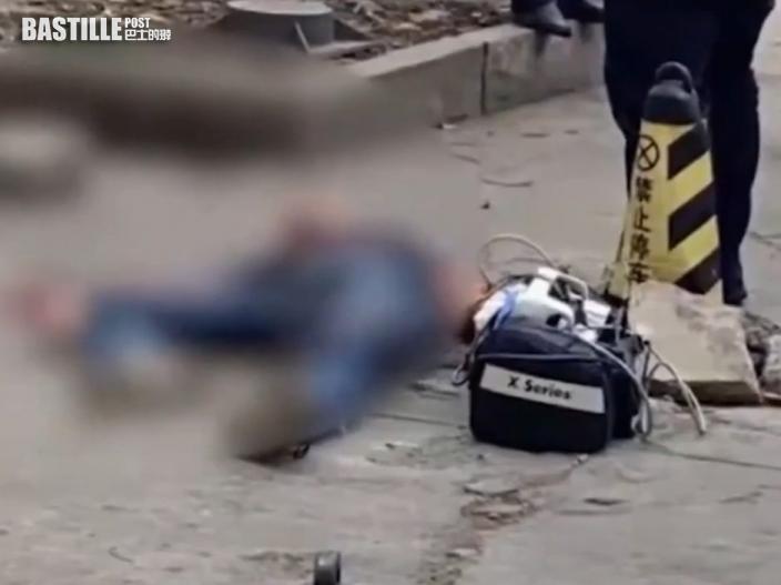 上海男當街殺人後再挾持超市女店員 被當場擊斃