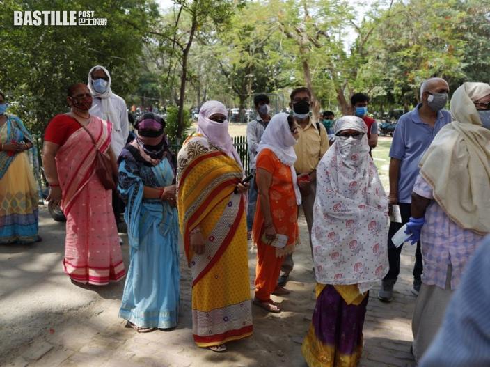 印度疫情嚴峻 新德里宣布延長封鎖措施至下周一