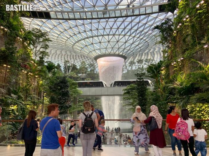 新加坡樟宜機場增3確診 47歲清潔工已打兩劑疫苗