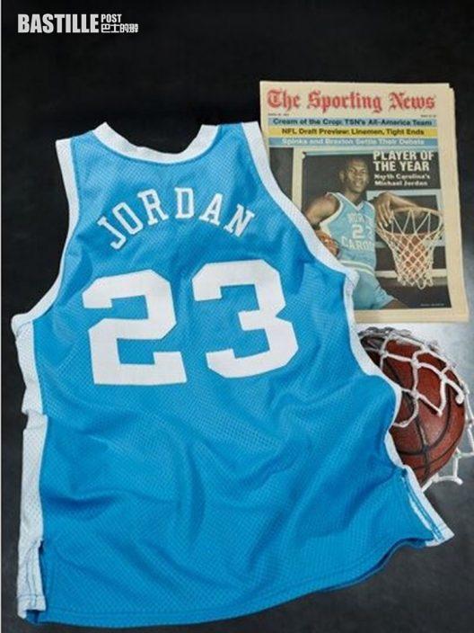 米高佐敦大學時期波衫以逾千萬售出 刷新紀錄