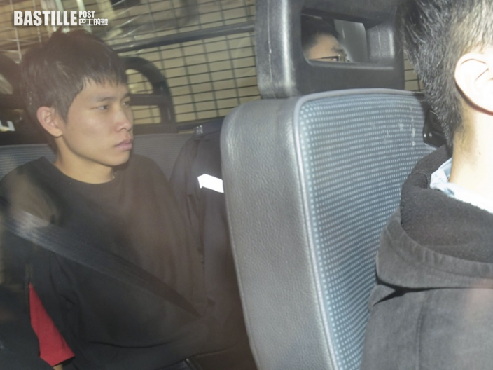 【灣仔武器庫案】22歲男生認管有物品意圖損壞他人財產 判囚3年2月