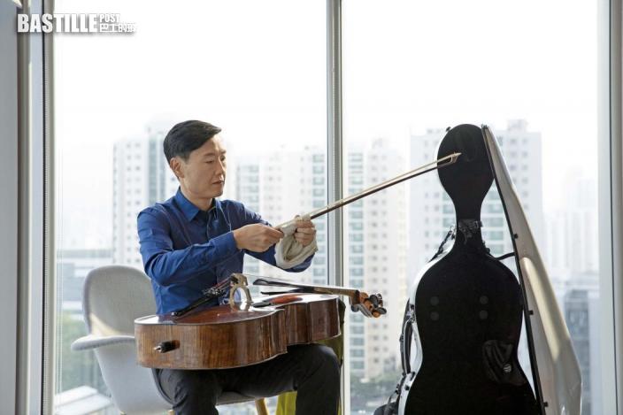 國際大提琴家李垂誼暢談「超時空」音樂路 寄語父母讓孩子發現為什麼喜歡音樂