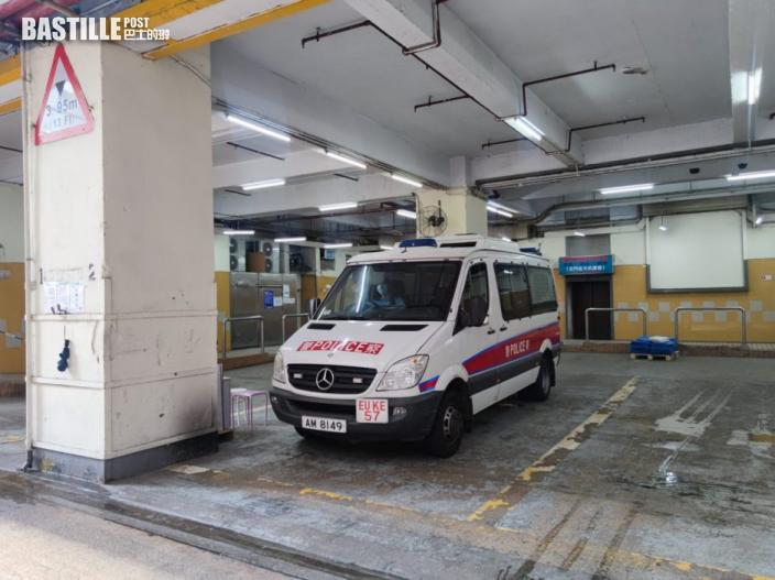 官塘工業中心裝修工疑失足墮樓 清醒送院