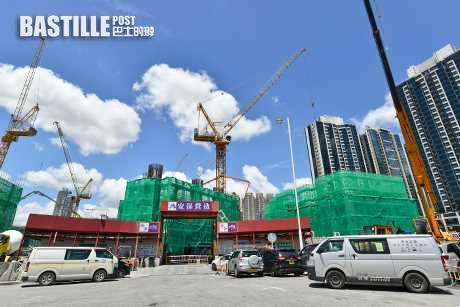 尚‧珒溋高層3房呎售2.88萬