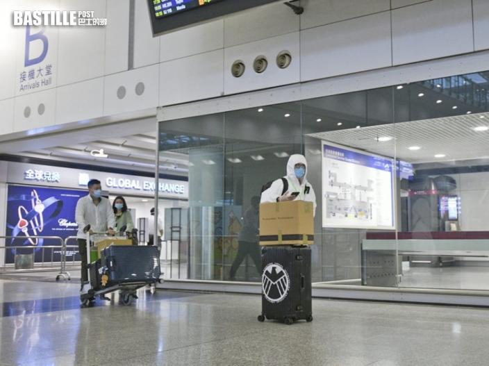 本港新增4宗確診本地零感染 患者由印尼及印度抵港