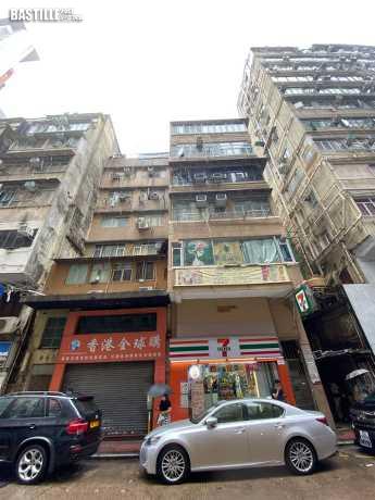樂風2.8億購佐敦南京街逾八成業權