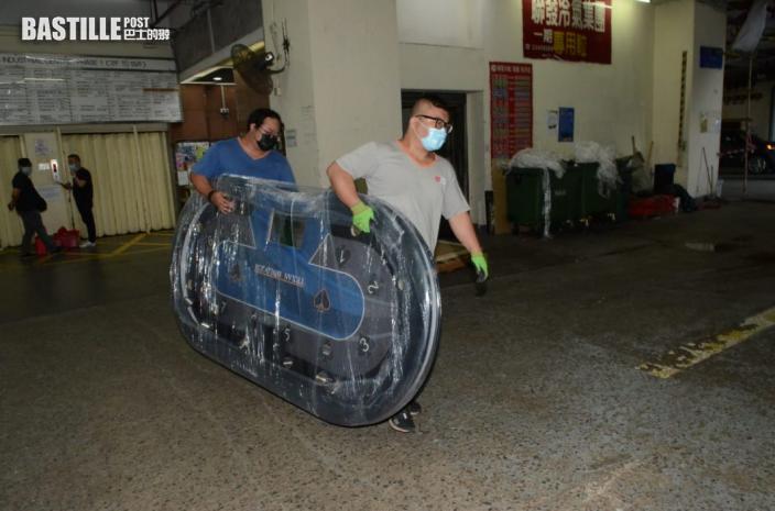 警接報禁錮揭非法聚賭 男子官塘工業中心疑避查墮樓