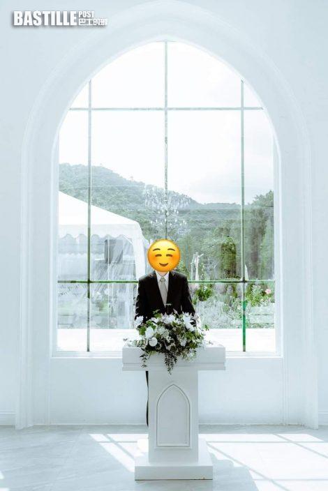 花錢請婚禮攝影師等足半年 新娘崩潰表示收到靈異般的照片