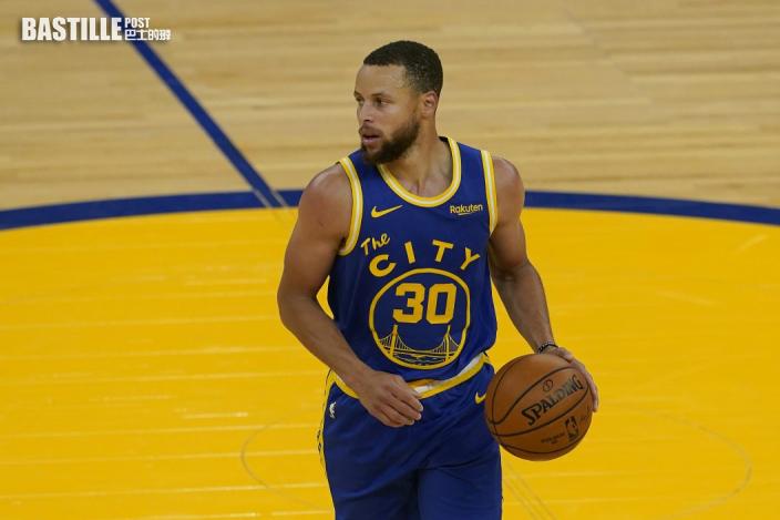 【NBA】史堤芬居利轟三十六分 率勇士挫爵士奪附加賽資格