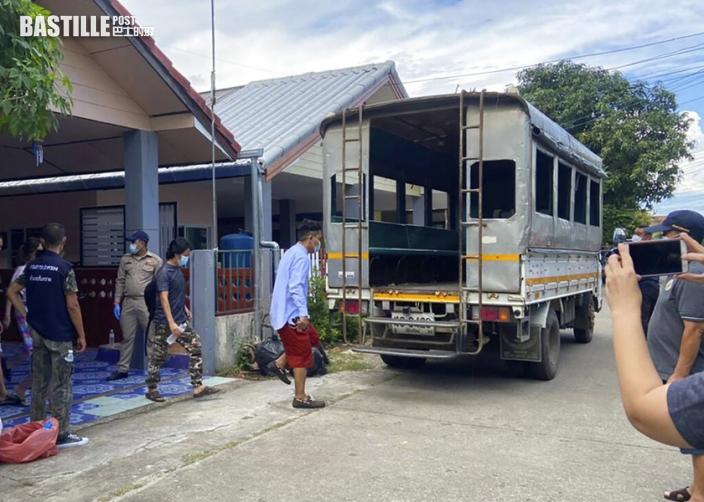 泰拘五名涉非法入境緬甸記者及反政府人士 將面臨遣返