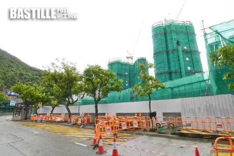 黃竹坑站4期批建2幢35層住宅