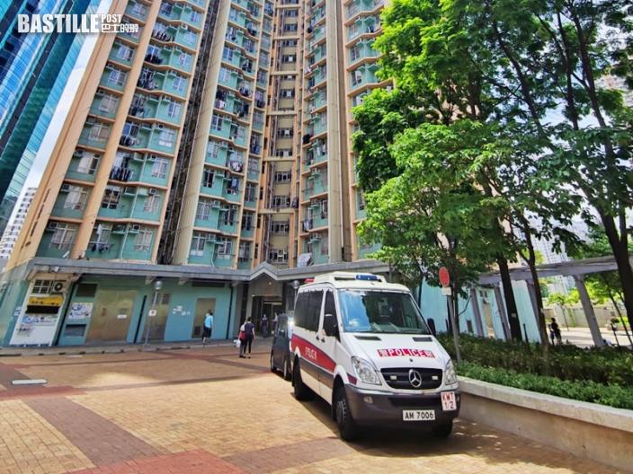 葵涌邨18歲仔單位內昏迷 當場證實不治