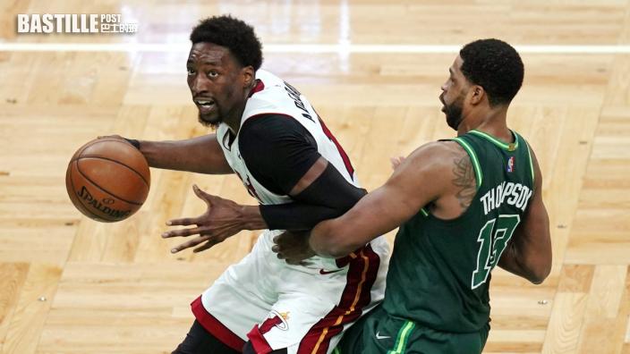 【NBA】熱火挫綠軍鎖定季後賽 塞爾特人獲附加賽資格