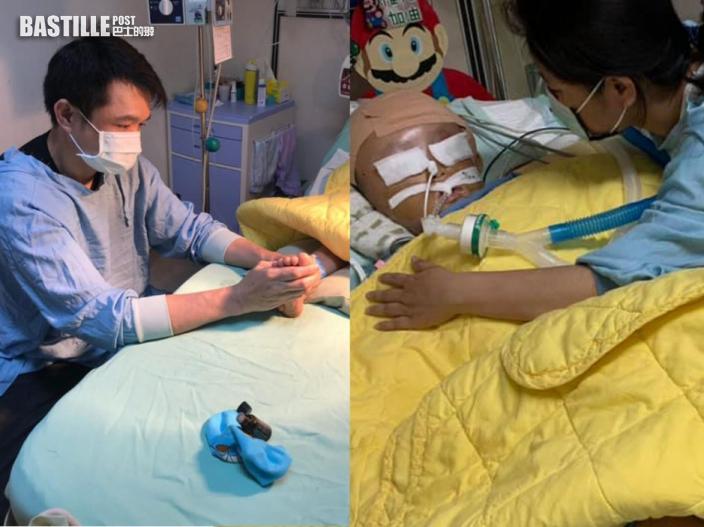 醫生指台灣7歲柔道童甦醒需要奇迹 爸爸:我跟媽媽是你永遠的靠山