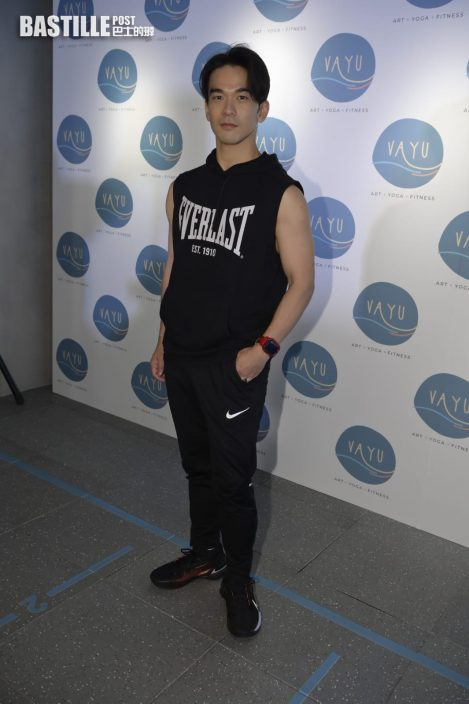 龐景峰預告工作有驚喜 鄭健樂TVB合約冇底薪重投健身界