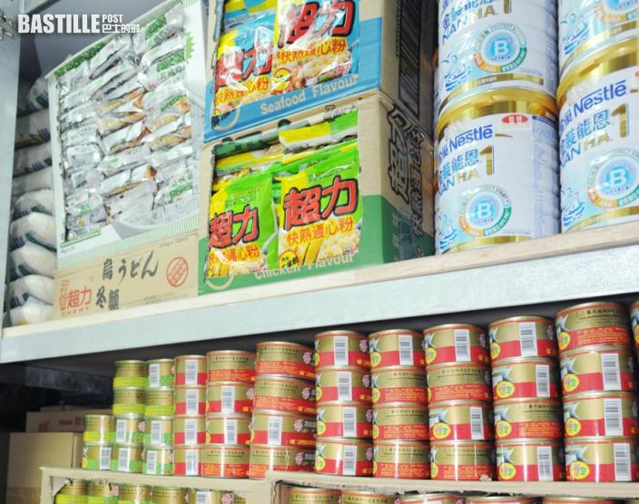 食物援助計劃7月底恆常化 今年首3月批約5000宗申請