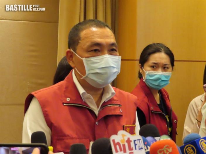 台灣新北即日起關閉娛樂公共場所 不排除封城或1周限外出3次
