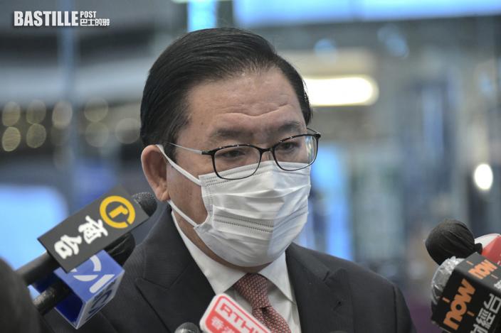 林健鋒倡設「大灣區旅遊氣泡」 促政府爭取兩地居民免檢疫往返