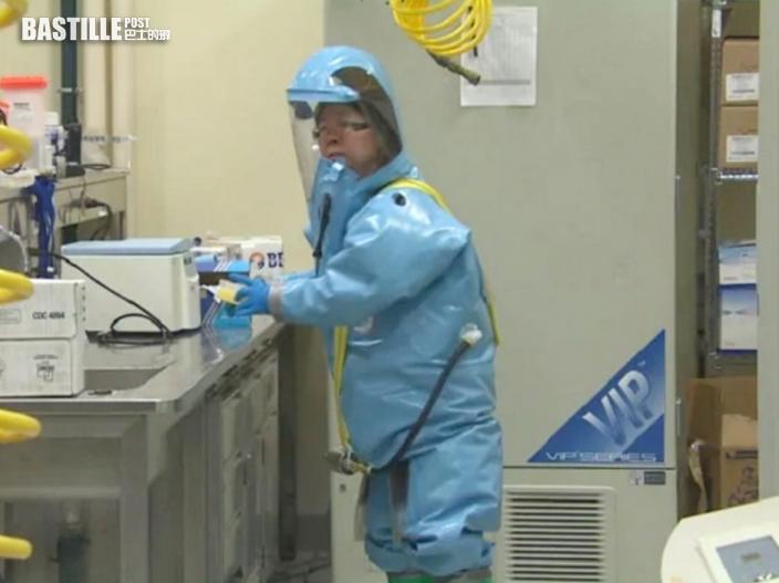加國華裔科學家寄病毒到武漢 安全情報局介入調查