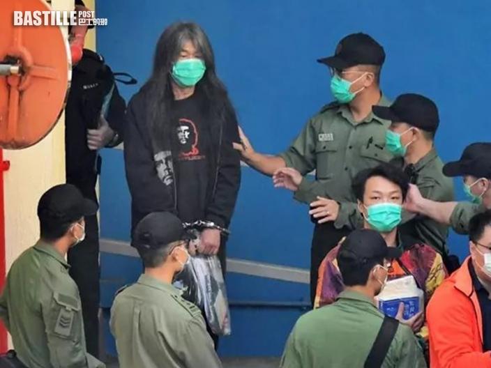 岑子杰長毛「傑斯」保釋被拒 官指無理由相信3人不再作危害國家安全行為