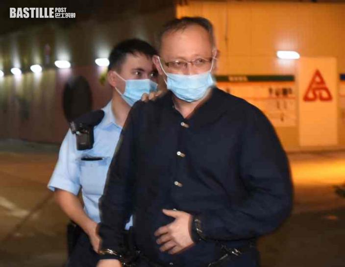岑子杰長毛等3人保釋被拒 官指「傑斯」與台灣組織有緊密聯繫