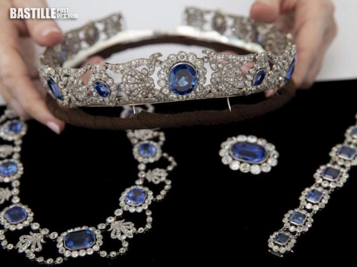 拿破崙養女拍賣9件皇家珠寶 總成交額達1280萬