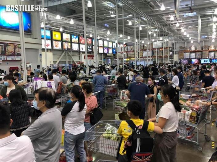 台灣停電蔡英文向民眾致歉 籲加強防疫勿搶購