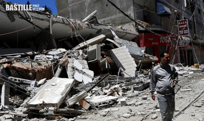【以巴衝突】至少83人死亡逾400人傷 以軍加薩邊界部署展開地面作戰