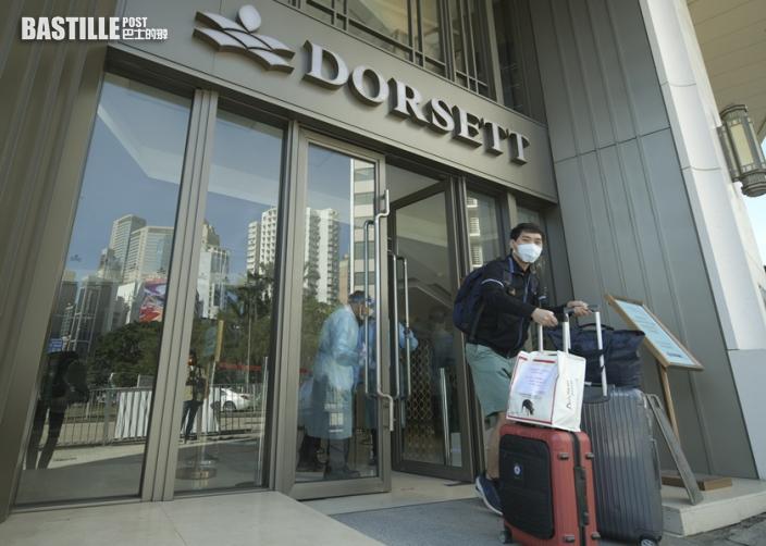 政府宣布加強酒店檢疫措施 檢測次數增至最多4次