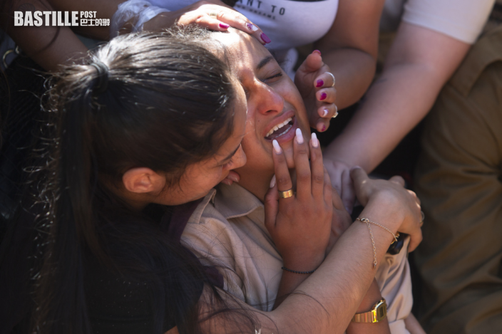 【以巴衝突】以軍對巴勒斯坦加沙地帶發動地面戰