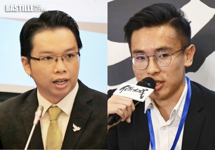 吳兆康和梁晃維辭任區議員 政府刊憲中西區兩議席懸空