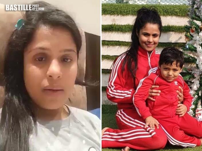 懷孕7個月確診兩周後病重離世 印度女博士臨終留警世遺言