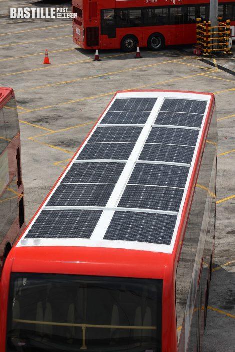 九巴第三代太陽能巴士首航路線58X 下周一由屯門良景開出