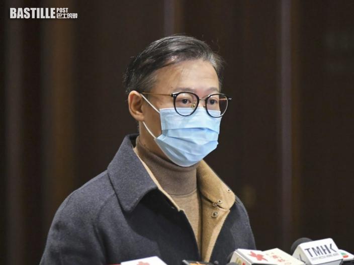 黃馮律師行苦主資金遭凍結 張國鈞促政府介入儘快處理