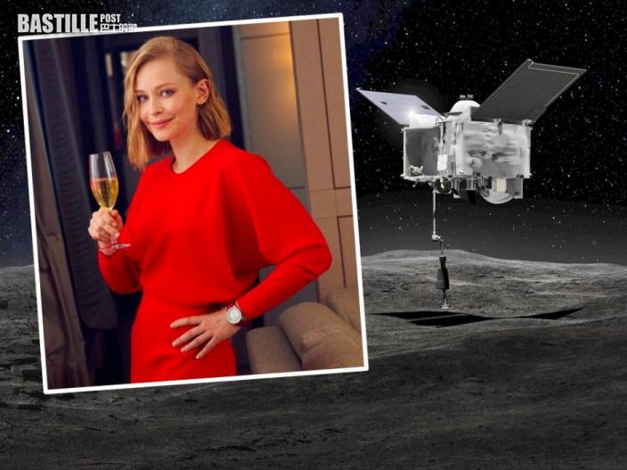 俄羅斯將派女星導演到國際太空站拍戲 料十月啟程