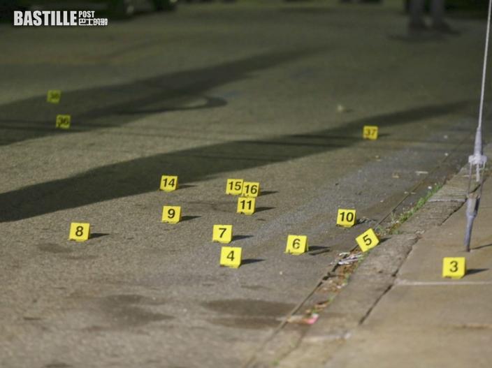 美國羅德島州首府爆槍擊案 9人受傷3人危殆