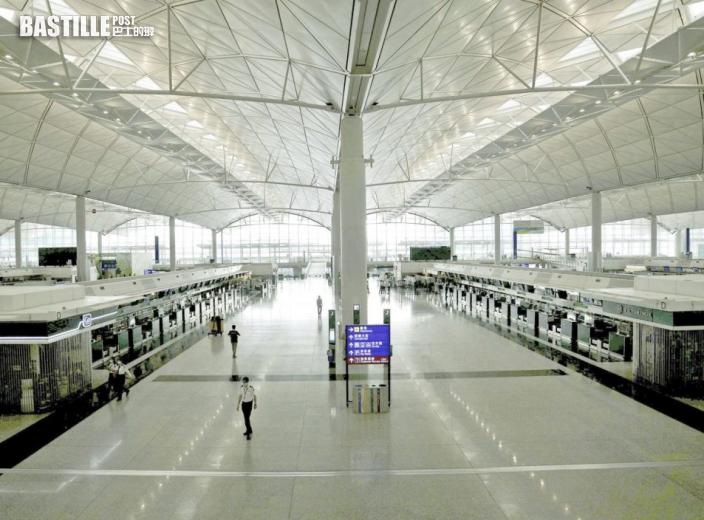 機場4月貨運量近39萬公噸 按年增15.5%
