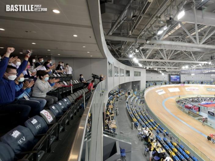 林鄭:單車賽展示香港極具挑戰下籌辦大型體育活動能力