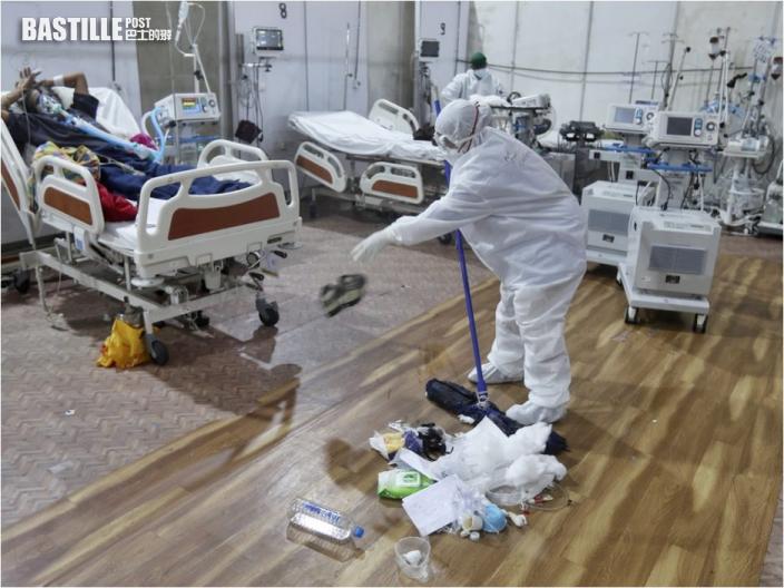 印度四旬婦染疫住院 慘遭性侵後病情惡化當晚離世