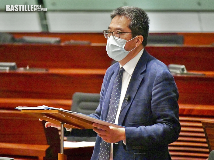 黃偉綸:上月成功推售古洞北粉嶺北首幅住宅用地 反映政府努力