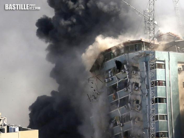 以軍戰機轟炸哈馬斯領袖寓所 內塔尼亞胡指作戰未結束