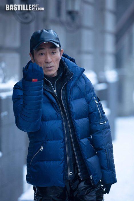 上映16日《懸崖之上》內地票房破9億    楊政龍首跟張藝謀合作成績亮眼