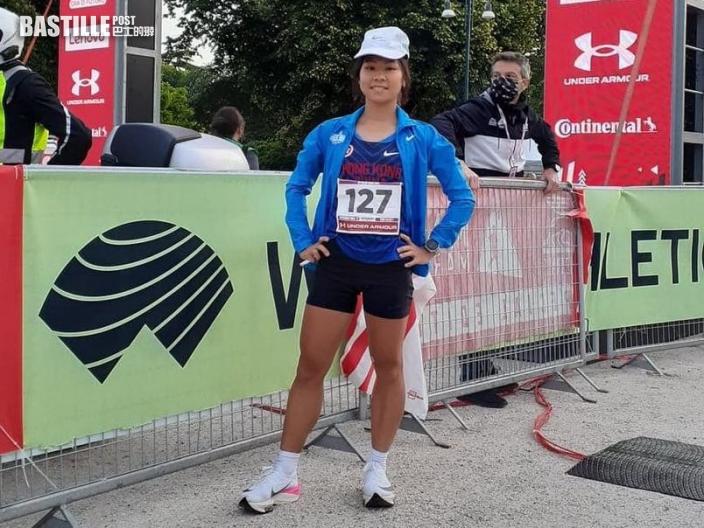 【田徑】姚潔貞米蘭馬拉松破港績 惜與奧運時間擦身而過