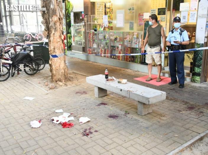 粉嶺安老院驚傳傷人案 7旬翁被斬全身血落樓求助