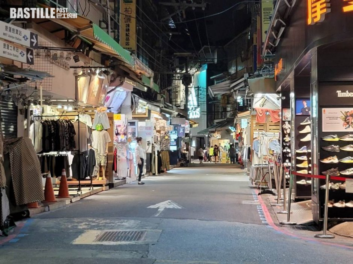 【增206本土確診】台灣商業區淪「空城」 士林夜市攤販損失慘重